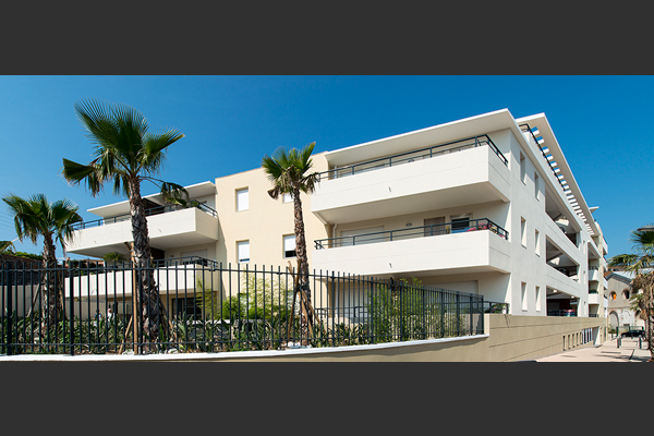 104 logements en accession la ciotat 13 ai project architecte marseille r gion sud provence. Black Bedroom Furniture Sets. Home Design Ideas