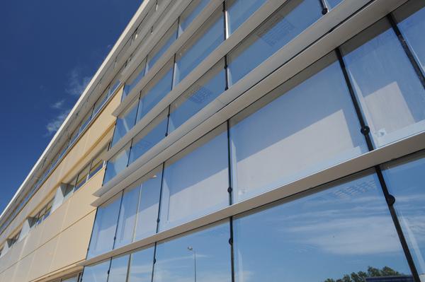 Immeuble de bureaux aubagne 13 ai project architecte for Bureau de poste marseille 13
