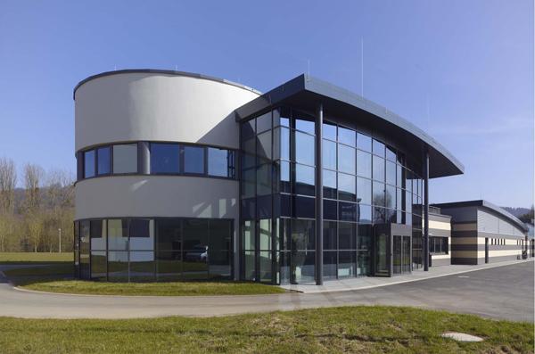 Station de traitement luxembourg ai project architecte for Architecte luxembourg