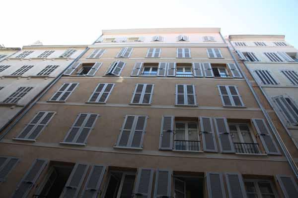 Foyer Adoma Salon De Provence : Logements marseille  ai project architecte